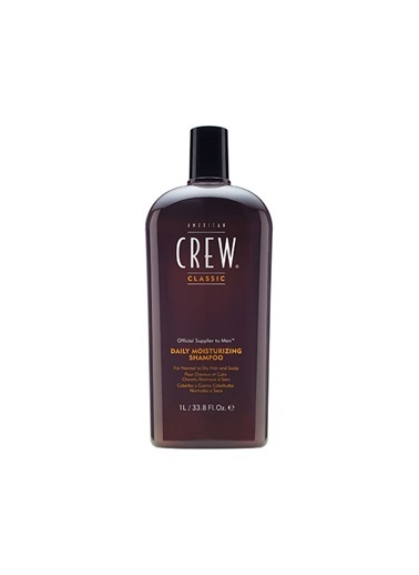 American Crew Daily Moisturizing Günlük Nem şampuanı 1000 ml Renksiz